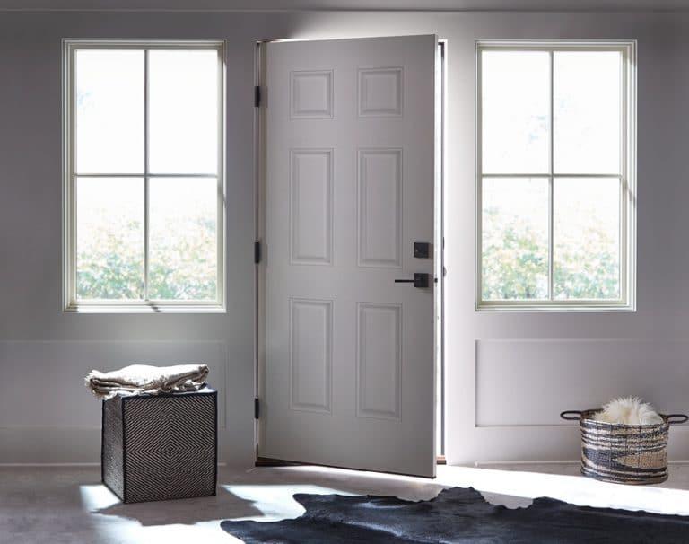 pella entryway door