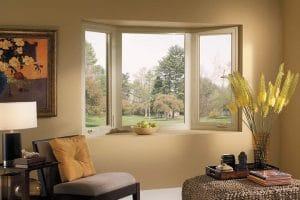 bay windows in house